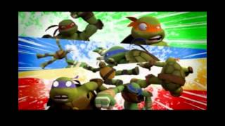 Tartarugas Ninjas Nickelodeon