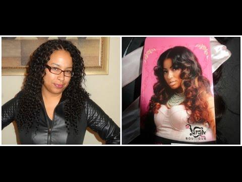 Human Hair Crochet Weave * All Virgin Hair Boutique