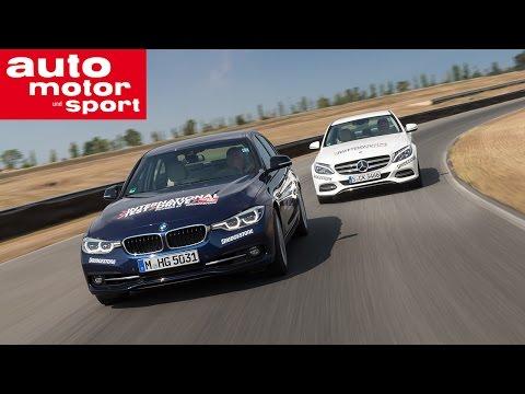 International Test Drive - BMW 340i vs. Mercedes C-Klasse