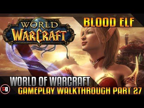 World Of Warcraft Walkthrough Part 27 - Intro Deadmines
