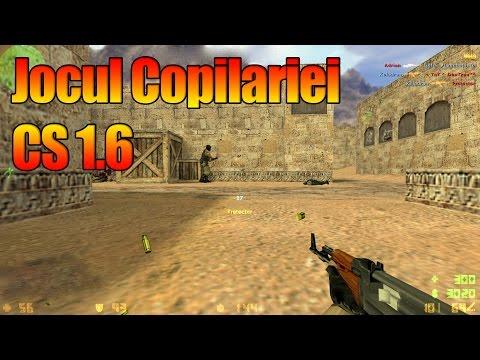 Counter Strike 1.6 Romania | Prea mult CS 1.6 ? [Ep.12]