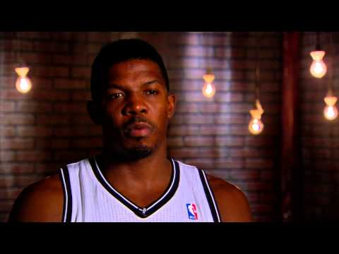 Brooklyn Nets Joe Johnson Knows Eating Healthy Is Key to Success