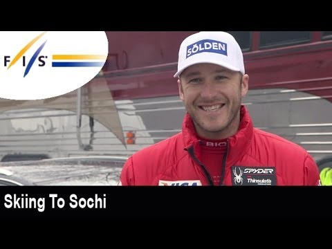 Skiing to Sochi with Bode Miller