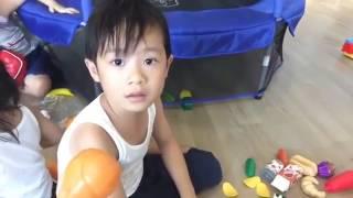 Bốn Siêu Quậy Nhà Lý Hải Minh Hà Nghỉ Hè  | Lý Hải Minh Hà