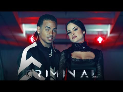 Natti Natasha x Ozuna  Criminal Official Video
