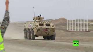 بالفيديو.. أروع مشاهد من الألعاب العسكرية الدولية 2018   |   قنوات أخرى