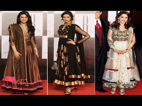 Anarkali trend - Look like a Celeb in Anarkali Suits - Gorgeous You