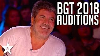 Britain's Got Talent 2018 | WEEK 1 Auditions | Got Talent Global