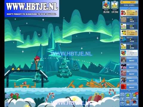 Angry Birds Friends Tournament Level 3 Week 82 (tournament 3) no power-ups