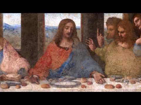 Leonardo Da Vinci- Ultima Cena