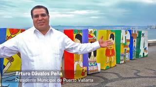 LETRAS PUERTO VALLARTA
