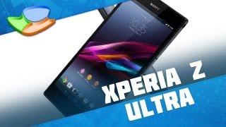 Sony Xperia Z Ultra [Análise De Produto] Tecmundo