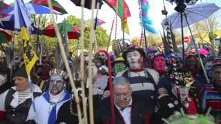 Premières lignes au carnaval de Dunkerque (2013)