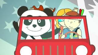 Panda Vou Dar A Volta Ao Mundo No Meu Jipe