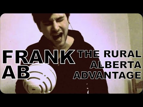 ♪ Frank AB - The Rural Alberta Advantage [Cover]