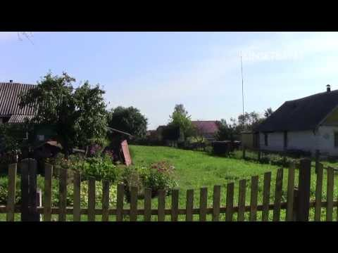 Mir, Belarus - August 2013 - Short tour of the village