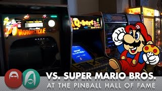 VS. Super Mario Bros. at the Pinball Hall of Fame - In the Wulff Den