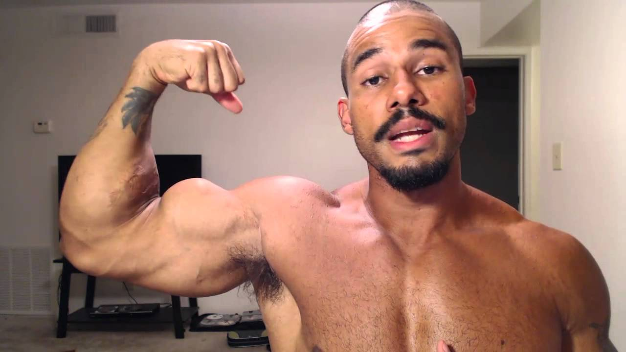 samson biceps porn