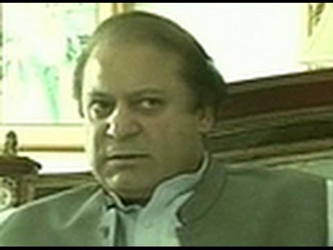 Nawaz Sharif warns Pakistan Taliban