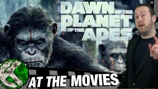 At The Movies - At The Movies - Dawn of the Planet of the Apes (2014)