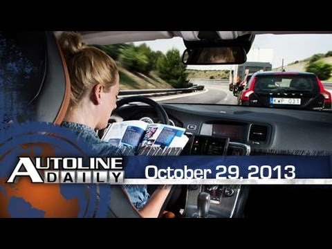 Autonomous Cars Drive Better Than Humans - Autoline Daily 1246