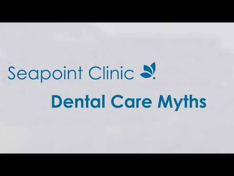 Doctor Tom Linehan discusses some myths related to Dental Care