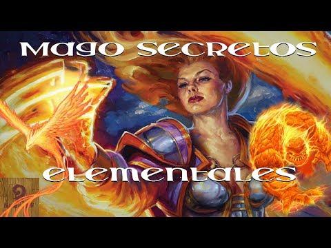 Mazo mago hearthstone español gameplay: deck mago secretos ㊙ elementales 💥 sabaitv