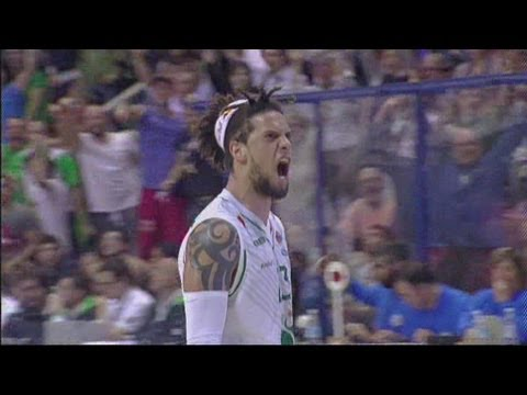 Gara6 Siena-Milano: il finale decisivo di Hackett
