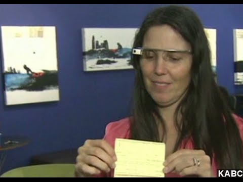 California Court Throws Out Google Glass Traffic Ticket