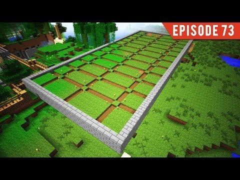 Hermitcraft: Episode 73 - The Industrial Tree Farm