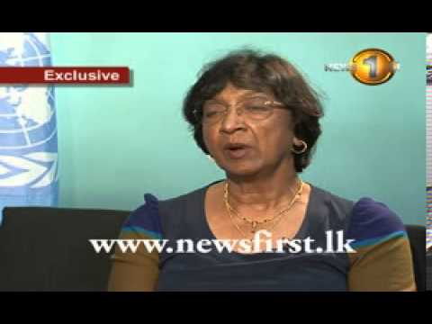 mtv sports newsfirst - Exclusive Interview with Navi Pillay
