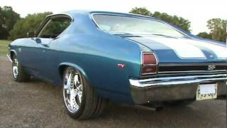 1969 Chevelle SS 454 Big Block