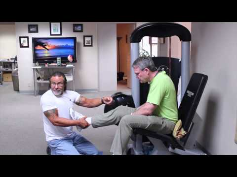 Instructional Video for the American Stroke Association- Adaptive Hamstring Exercises