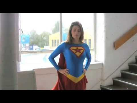 Supergirl Movie - The Forger [Trailer]