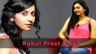 Hot and Gorgeous Actress Rakul Preet Singh Interview