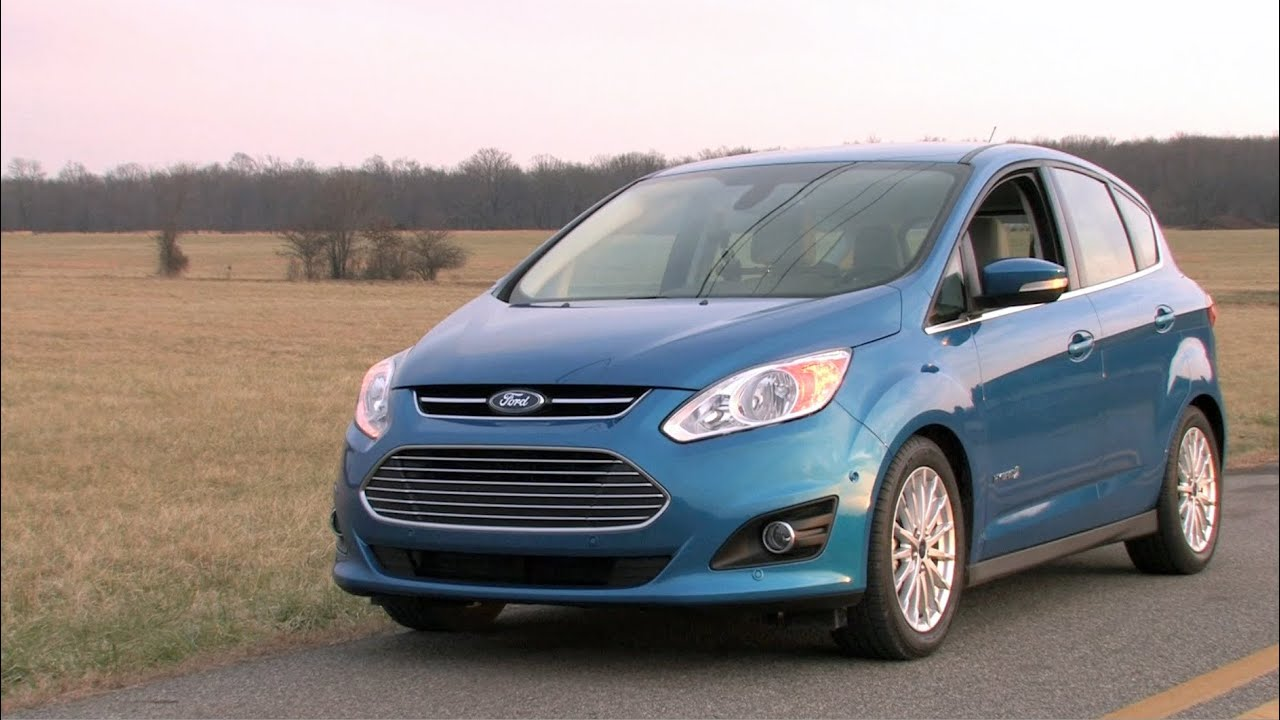 2013 ford c max hybrid review 0 60 road test mpgomatic youtube. Black Bedroom Furniture Sets. Home Design Ideas