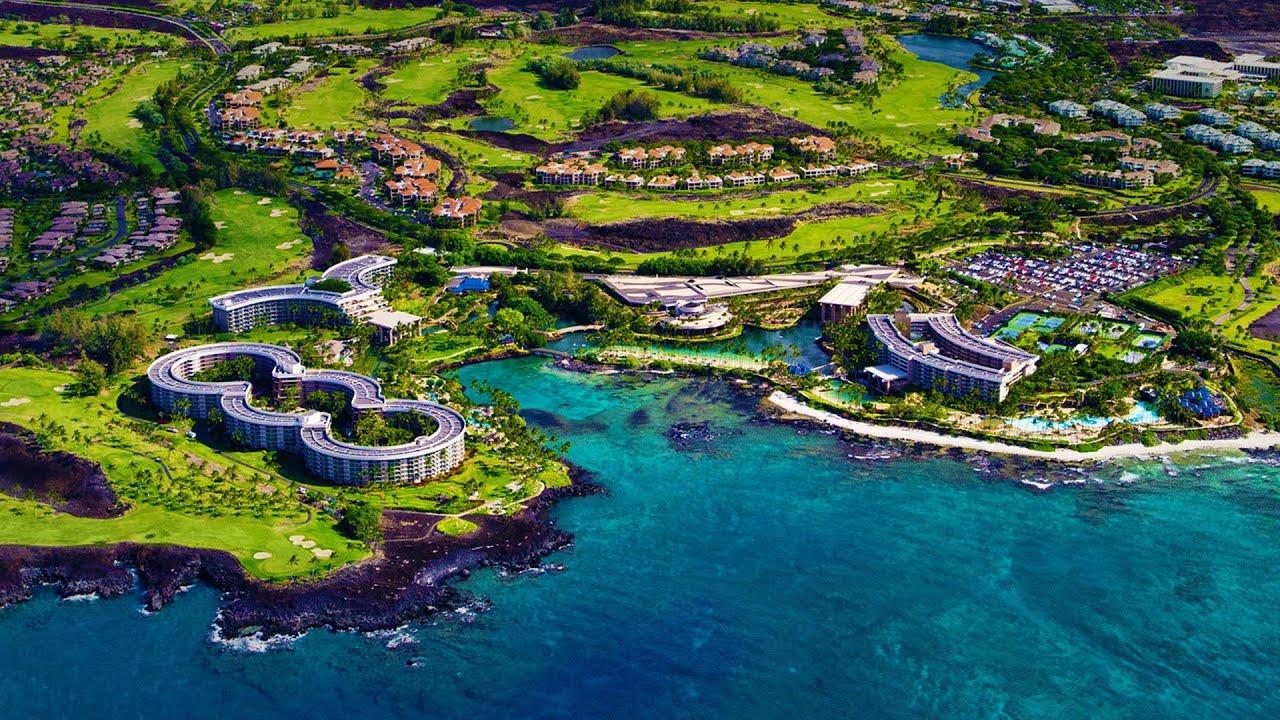 Kona Big Island In Hawaii