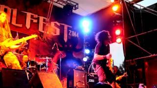 LEFUTRAY - THE METAL FEST 2014 (  MOVISTAR ARENA )