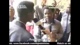 SCOAN 02 Feb 2014: Prayer Line Prophecy Deliverance & Words Of Knowledge Prophet TB Joshua (Pt 2/2)