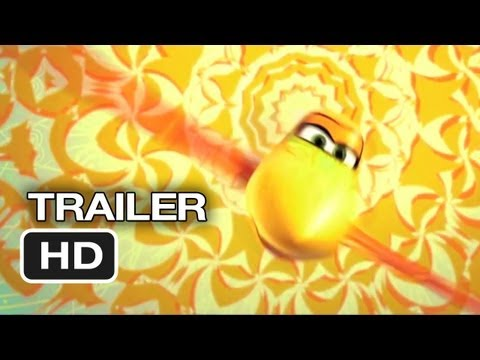 Planes Official Trailer #2 (2013) - Dane Cook Disney Animated Movie HD