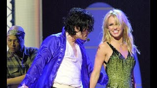 Micheal Jackson & Britney Spears Duet - The Way You Make Me Feel (HD Remaster)