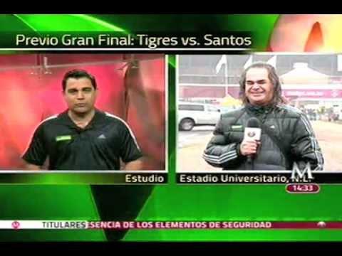 Adolfo Díaz, Rufo, y Abel Álvarez, en La Afición. Final Apertura 2011