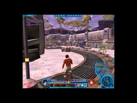Star Wars: The Old Republic with Dr.Zilius - #4 Mannet Point