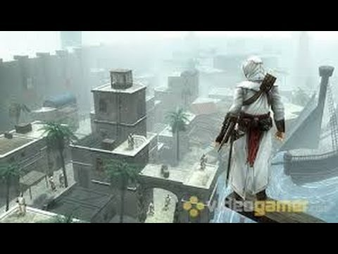 [Vietsub] Assassin's Creed 1 All Cutscenes Part 2