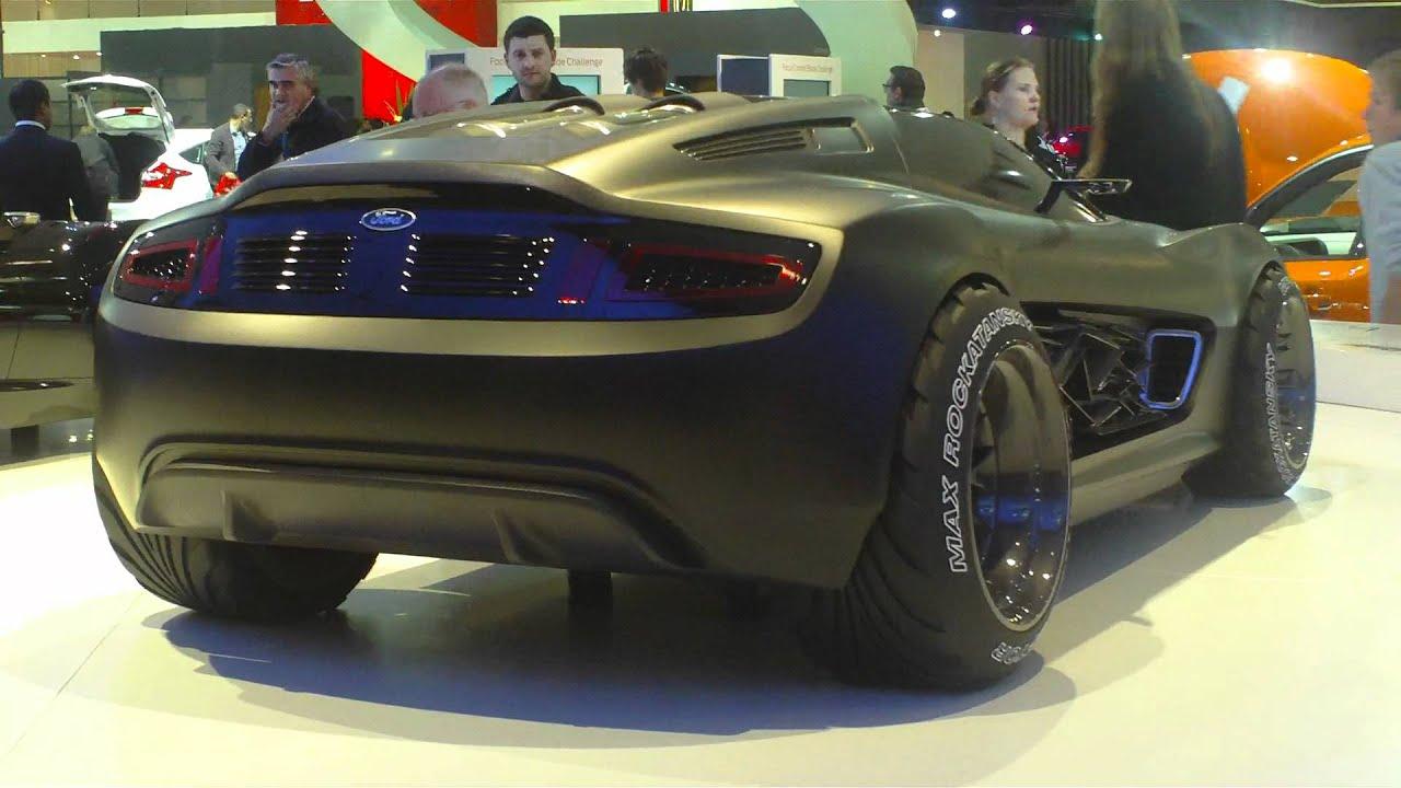 ford mad max concept car car interior design. Black Bedroom Furniture Sets. Home Design Ideas