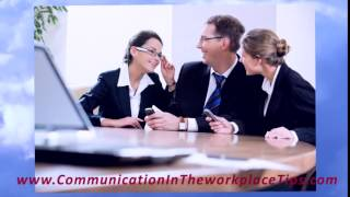 [Communication skills in the workplace , workplace communicat...] Video