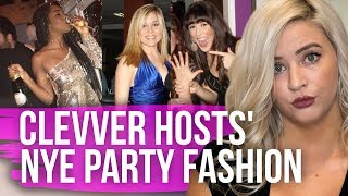 Clevver Hosts' Best & Worst New Year's Eve Outfits! (Dirty Laundry)