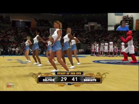 NBA 2K13:Road Back to 1st seed|Charlotte Bobcats/Hornets|Game 1|Episode 1