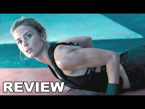 Trailer Review | EDGE OF TOMORROW (Tom Cruise, Emily Blunt)