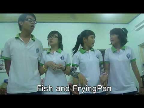 [Video] Liên khúc 10s - Đội 1 - Chương trình Trăng vàng 21/9/2013